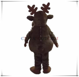 Big Mouth Deer Animal Mascot Costume for Sale pictures & photos