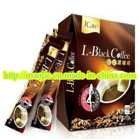 Burning Fat L-Carnitine Slimming Black Coffee (MJ-BL25) pictures & photos