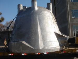 Slag Pot for Steel, Cinder Pot, Steel Slag Pot pictures & photos