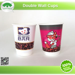Double Wall Cup with Lid pictures & photos