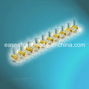 Chinese Manufacture One-Side Entry Terminal Blocks pictures & photos