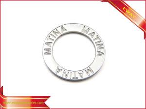 Metal Ring Metal Bag Label Garment Metal Logo Tag pictures & photos