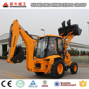 New Backhoe Loader Price 8ton Small Backhoe Loader for Sale pictures & photos