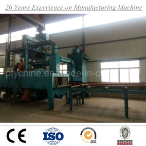 Structural Steel Descaling Shot Blasting Machine pictures & photos