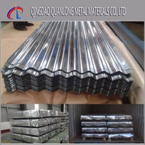 24 Gauge Galvanised Sheet Corrugated Metal Roof Panel