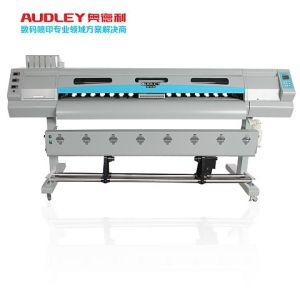 Good Quality and Lower Price 1.8m Flex Banner Printing Machine Eco Solvent Printer pictures & photos