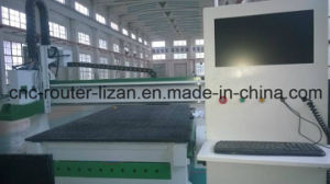 High Precision and Stalbe Auto Tool Changer CNC Engraving and Cutting Machinery pictures & photos