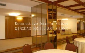 3mm, 4mm, 5mm, 6mm Decorative Glass Mirror