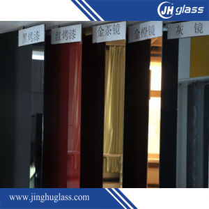 High Quality Yellow Reflective Mirror/ Colored Mirror pictures & photos