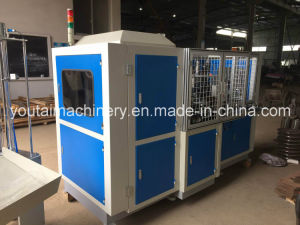 Youtai Full Automatic Middle Speed Paper Cup Forming Machine with Shooter pictures & photos