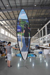 Surfer Banner Display for Advertising pictures & photos
