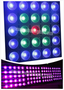 Hot Sale 25*30W RGBW LED Matrix DJ Equipment Stage Light