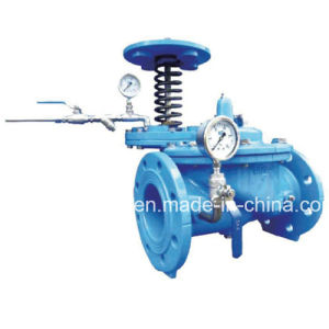 Differential Pressure Control Valve New Type pictures & photos