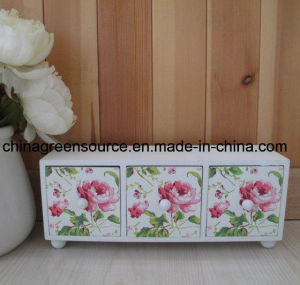 Heat Transfer Film Label for Wood Box pictures & photos