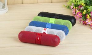Newest Design Bt-88 Capsule Shape Best Bluetooth Wireless Speaker