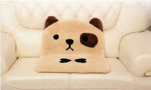 Genuine Sheepskin Animal Shaped Chair Cushion pictures & photos
