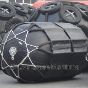 Net Type 50 Kpa Floating Pneumatic Marine Boat Rubber Fender pictures & photos