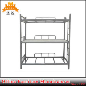 2017 3 Tier Metal Steel Bunk Bed pictures & photos