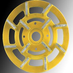 Diamond Metal Bond Grinding Disc-Metal Concrete Grinding Segment pictures & photos