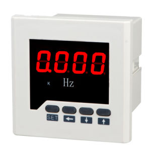 Frequency Power Digital Panel Meter 80*80mm pictures & photos