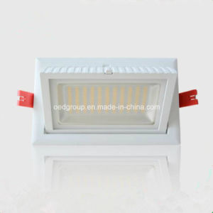 20W LED Rectangular Shop Light AC100-240V/50-60Hz 1900-2000lm pictures & photos