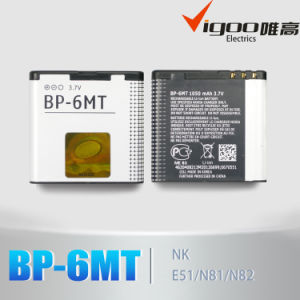 High Quality Mobile Phone Battery Bp-6mt pictures & photos