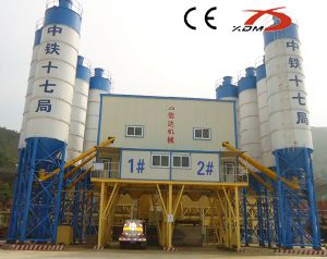Good Mixing Ability Concrete Batching Plant