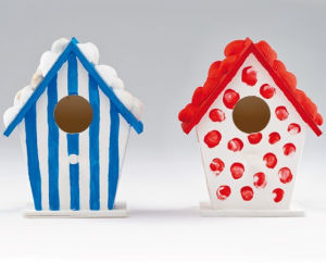 Painted Bird Home Houses (WH-006) pictures & photos