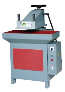 Xyj-2c/18 Hydraulic Swing Arm Cutting Machine pictures & photos