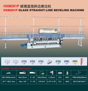 9 Motors Automatic PLC Control Glass Beveling Machine pictures & photos