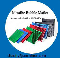 Courier Satchel Poly Bubble Mailer Kraft Bubble Mailer Bubble Envelope Bubble Wrap Poly Mailer Mailing Bag pictures & photos