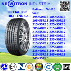 High Performance Car Tyre, Passenger Car Radial Tyre, PCR Tyre with ECE DOT Labelling 195/50r15 pictures & photos