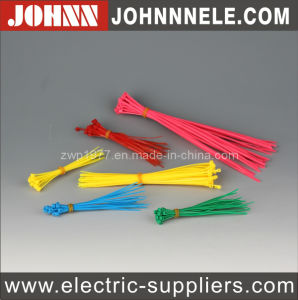 Cable Ties Zip Tie Mounts Nylon Wire Ties pictures & photos