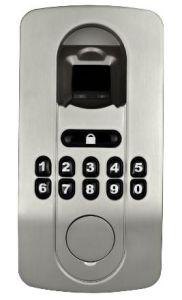Small Biometric Door Lock, Steel Fingerprint Lock with USB Connection (HL200) pictures & photos