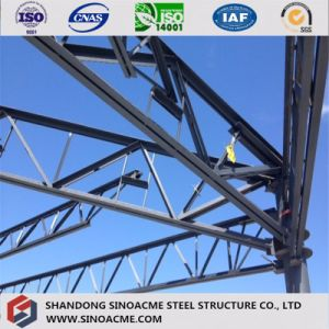 Steel Structure Shed for Commercial with Modeling Design pictures & photos