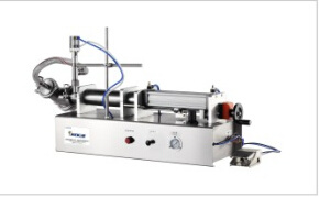 Horizontal Pneumatic Filling Machine
