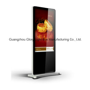 "47"" LCD WiFi Network Advertising Player Digital Kiosk pictures & photos"
