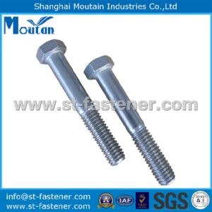 Carbon Steel Zinc Plated Bolts, Hex Bolts, Hex Head Bolts