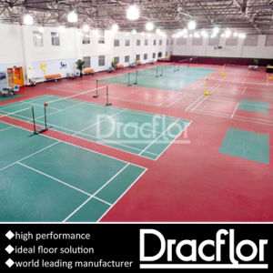 Multi Purpose Vinyl Sports Flooring PVC Flooring pictures & photos