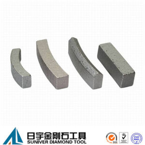 Diamond Core Drill Segment for Stone, Concrete, Asphalt pictures & photos