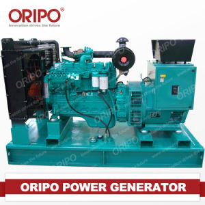 Open Type Electric Starting Diesel Generating Set pictures & photos