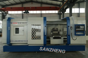 Qk1352 CNC Lathe Machine From China