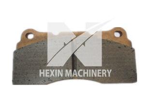 Powder Metallurgy Sintered Parts Brake Pads pictures & photos
