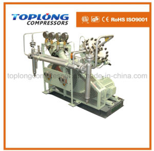 Diaphragm Compressor Oxygen Compressor Booster Nitrogen Compressor Helium Compressor Booster High Pressure Compressor (Gv-5/4-150 CE Approval) pictures & photos