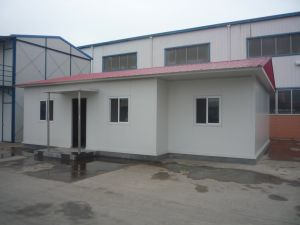 Light Steel Structure for Prefabricated Residential House (KXD-pH25) pictures & photos