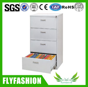 Durable Metal 4 Drawer File Cabinet with Locker (ST-18) pictures & photos