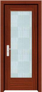 Modern Wood Designs PVC Door (WX-PW-135) pictures & photos