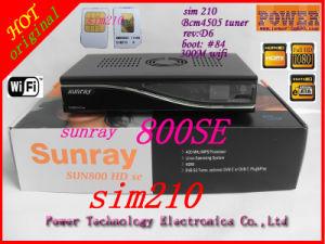 2012 Latest Version Sunray 800se HD Satellite Receiver, 800HD Se