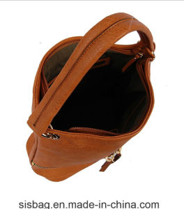 New Fashion PU Hobo Bag with Zipper pictures & photos