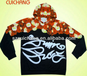 Customized Design No Zipper Bulk Hoody Sweatshirt Wholasale pictures & photos
